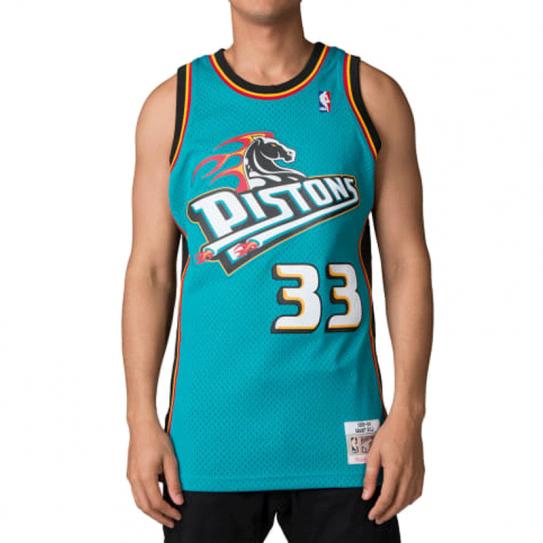 Grant Hill Pistons Detroit 33