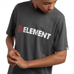 T-shirt Element Blazin Charcoal Heater