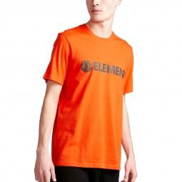 T-shirt Element Blazin Flame