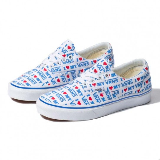chaussures vans blanches