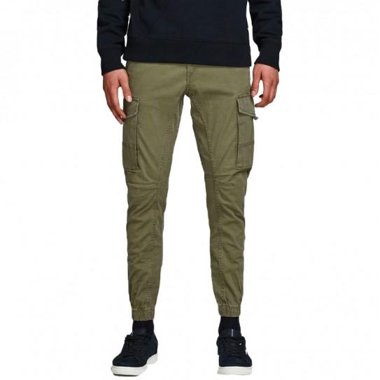moins cher 60% pas cher sélectionner pour le meilleur Pantalon cargo Jack & Jones Paul Flake
