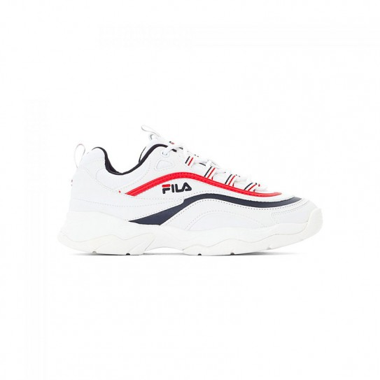 Basses Fila Aston Femme Ray LowSneakers BlanchesFred Chaussure QdxhortsCB