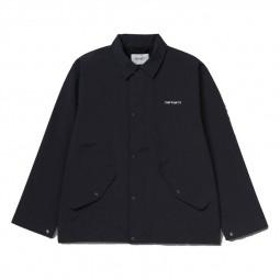 Blouson Carhartt Evans Jacket Black