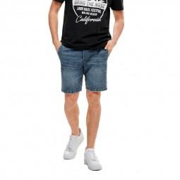 Short Only & Sons ROD SW Blue Denim