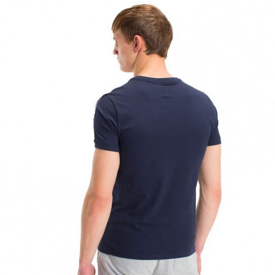 Tee shirt Tommy Hilfiger navy