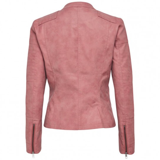 Veste Only simili Cuir