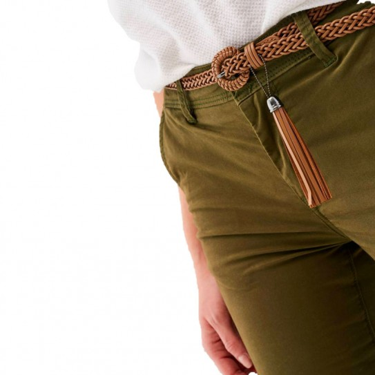 Pantalon chino Salsa