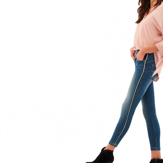Jeans Salsa Secret Push In