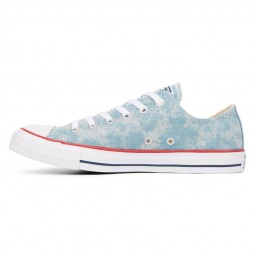 Converse Chuck Taylor All Star Washed Denim blue