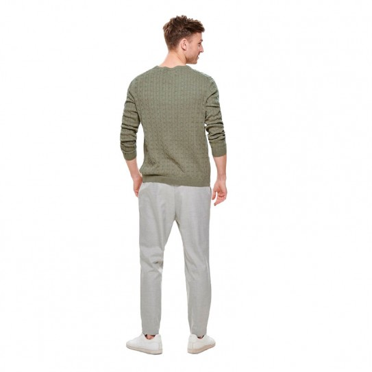 Pull en maille Only & Sons Alex Cable