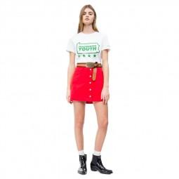 Jupe Calvin Klein j20j210373 Red