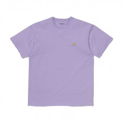 T-shirt Carhartt Chase Soft Lavender