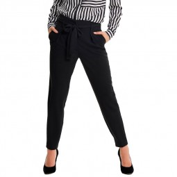 Pantalon Nicole Only Black