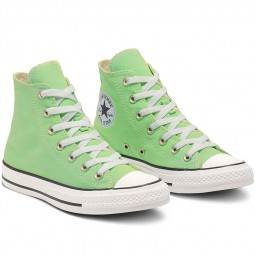 Converse toile montante chuck taylor OX Aphid Green Vertes