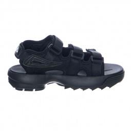 Sandales Fila Disruptor noires