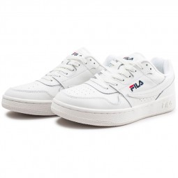 Chaussures Fila Arcade low white