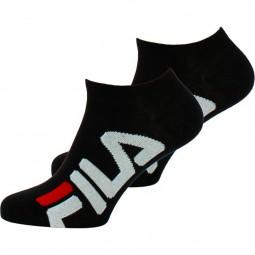 Chaussettes Fila F9199 noires