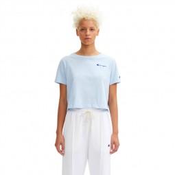 T-shirt Champion 111582 bleu clair