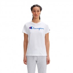 T-shirt Champion 110992 blanc