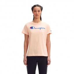 T-shirt Champion 110991 saumon