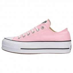 Converse toile basse 560685C roses
