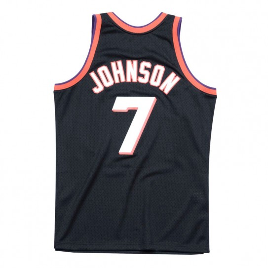Kevin Johnson Phoenix Suns 7