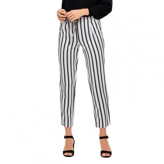 Pantalon Piper Only rayé