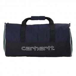 Sac de sport Carhartt Terrace Duffle noir bleu vert