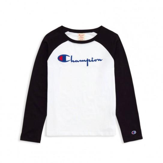 T-shirt Champion à manches longues