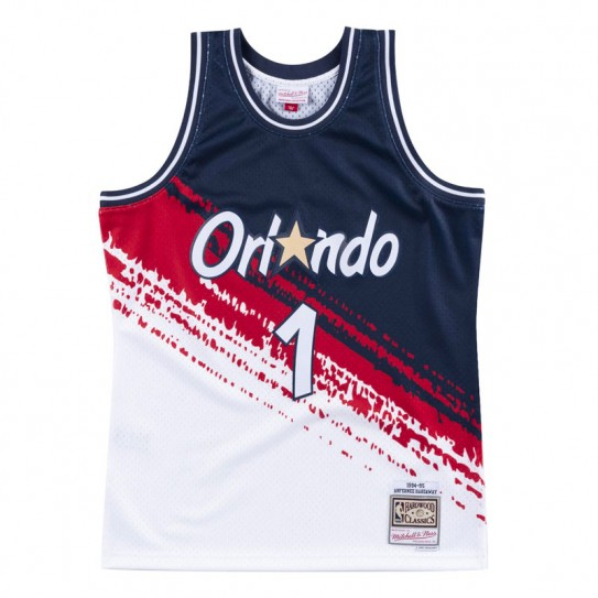 Anfernee Hardaway Magic Orlando 1