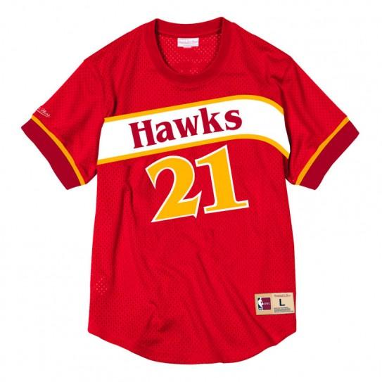 Dominique Wilkins Atlanta Hawks 21