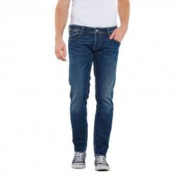 Jeans Le Temps Des Cerises 700/11 bleu délavé