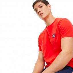 T-shirt Tommy Hilfiger 6595 rouge