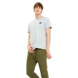 T-shirt Tommy Hilfiger 6595 gris