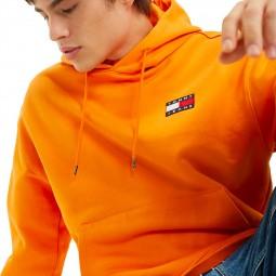Sweat à capuche Tommy Hilfiger 6593 orange