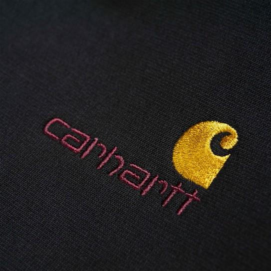 Sweat à capuche Carhartt Hooded American Script