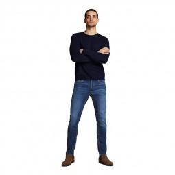 Jeans Jack & Jones Glenn Original bleu délavé