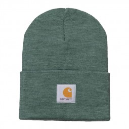 Bonnet Carhartt Acryclic Watch Hat vert