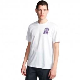 T-shirt Element Shadows blanc