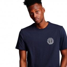 T-shirt Element Shadows Timber Too Late bleu marine