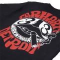 T-shirt Carhartt Clearwater noir