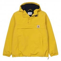 Manteau Carhartt Nimbus Pullover enfilable jaune