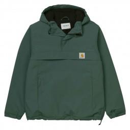 Manteau Carhartt Nimbus pullover enfilable vert foncé