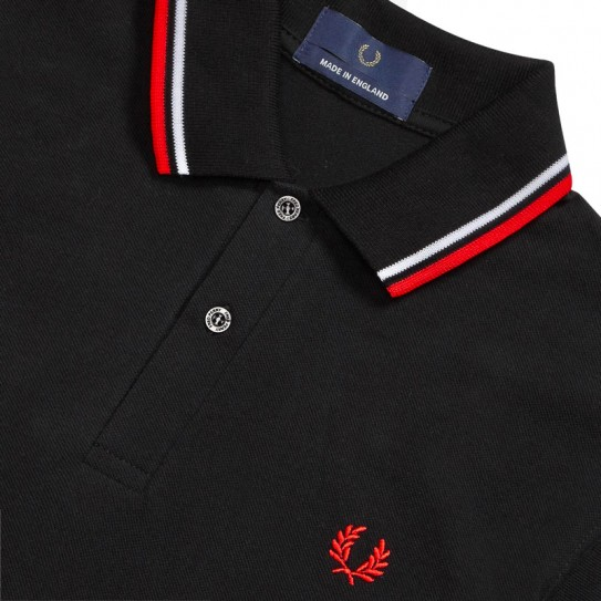 Polo Fred Perry 186