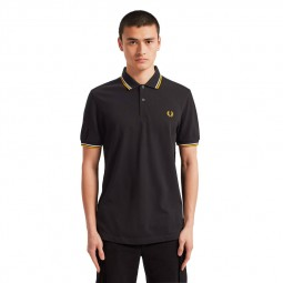 Polo Fred Perry M3600 noir