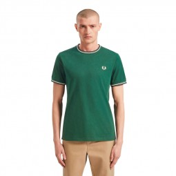 T-Shirt Fred Perry M1588 vert