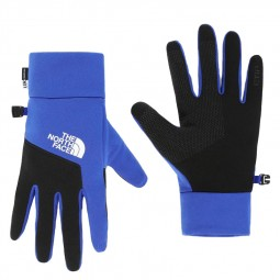 Gants Etip The North Face bleu TNF