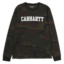 T shirt Manches longues Carhartt camouflage