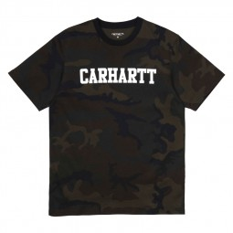 T-shirt Carhartt College camouflage
