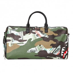 Sac Sprayground Camo Money Shark camouflage